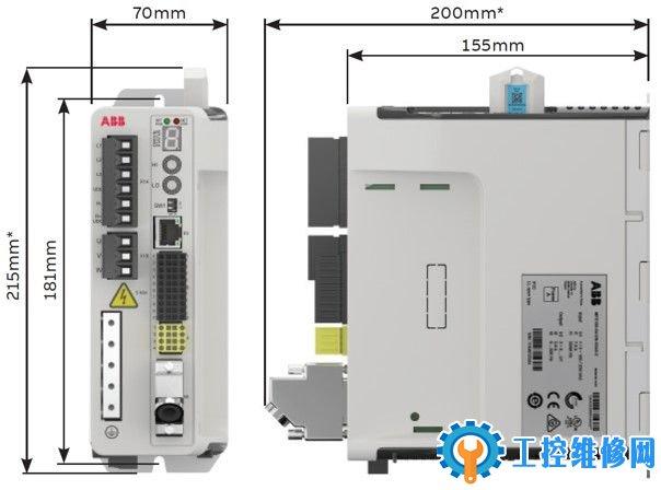 abb伺服驱动器维修之过电压维修的经