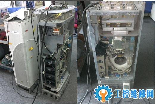 ABB变频器报警4312电机温度过高故障维
