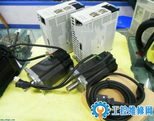 三菱伺服电机 电机轴承过热故障维修