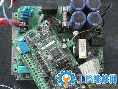 伦茨变频器过电压之前维修