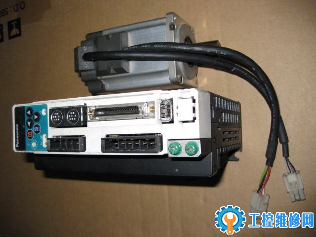 松下伺服电机报警代码12.0过电压故障